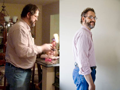 Fridays primal success story timothy haas the primal challenge primal in philly how i lost 71 pounds in six months by eating like a caveman malvernweather Gallery